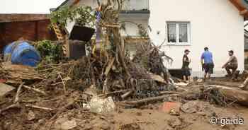 Unwetter in Königswinter und Hennef: Bilder der Verwüstung nach Starkregen - General-Anzeiger Bonn