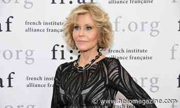 Jane Fonda's appearance stuns fans in new workout photos - HELLO!