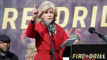 Jane Fonda: Biden hasn't done 'enough' on oil pipelines | TheHill - The Hill