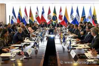 El incierto futuro del Grupo de Lima y la Alianza del Pacífico tras un eventual triunfo de Castillo - La Tercera