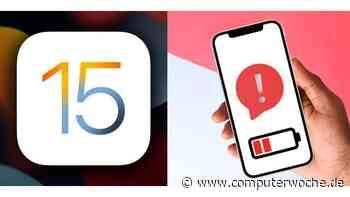 iOS 15: iPhone sendet Standort, selbst wenn es aus ist