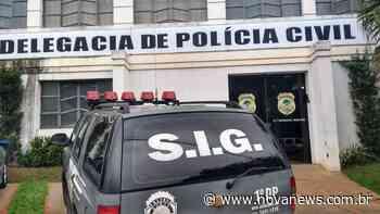 Quatro ocorrências de furto foram registradas em Nova Andradina nas - Nova News