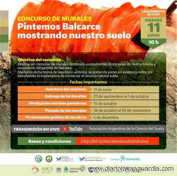 Se pone en marcha el concurso de murales 'Pintemos Balcarce mostrando nuestro suelo' - Diario La Vanguardia