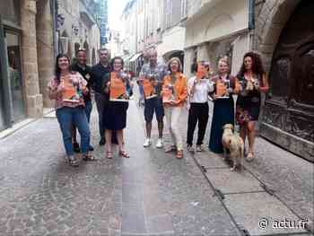 Lot. La rue d'Aujou de Figeac s'anime avec la « Faites des solidarités » - Actu Lot