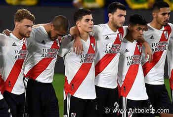 Una casa de apuestas sería patrocinador principal de River Plate - Futbolete