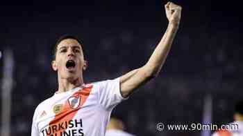 Nacho Fernández y su deseo de regresar a River Plate - 90min