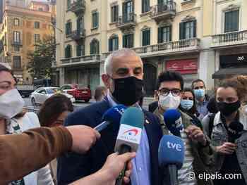 La derecha ensaya en Barcelona la foto de Colón contra los indultos - EL PAÍS