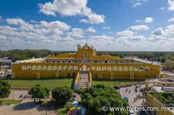 Datos cautivadores de Izamal, el pueblo mágico que resplandece en verano - Forbes Mexico