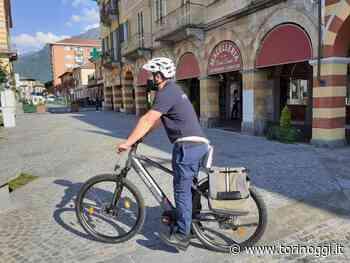 Il nuovo vigile di Luserna San Giovanni presidierà il territorio sulle due ruote - TorinOggi.it