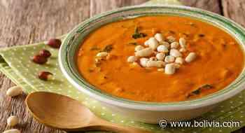 Sopa de maní - Sopas - Recetas Bolivianas - Bolivia.com