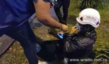 Más de 20 heridos tras fuertes disturbios en Popayán - W Radio