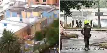 Se presentan actos violentos en Popayán este 9 de junio - Publimetro Colombia