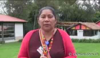 Reportan el asesinato de una líder indígena y su esposo en Corinto, Cauca - Caracol Radio