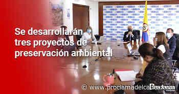 ¡Más recursos para proyectos de conservación ambiental en Popayán! – - Proclama del Cauca