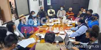 Se reúnen organizaciones sociales con delegados de la CIDH en Popayán - Canal 1