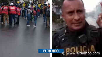 Policía de Popayán pide respeto por DD. HH. tras ataque a uniformados - El Tiempo