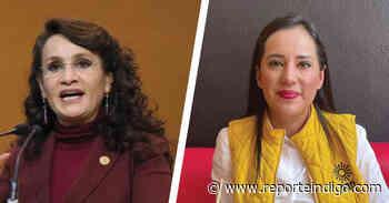 Dolores Padierna afirma: 'Sánchez Barrios compró votos' - Reporte Indigo