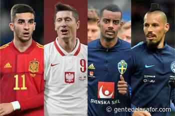 Dolores de delantero para España, noticias de fútbol y grandes historias - Gente de la Safor