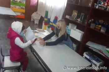 Dolores: Eloisa Melin, la nena que recibió un trasplante de médula ósea de su papá, conoció el jardín de infantes - Entrelíneas.info