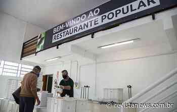 Restaurante Popular de Canoas chega a 5 mil refeições servidas - Revista News