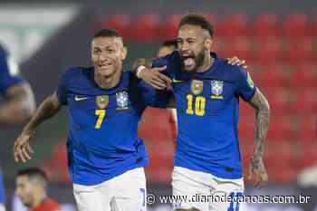 Brasil agora projeta a disputa da Copa América - Diário de Canoas