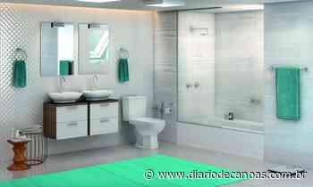 No banheiro do casal, tudo em dobro - Decoração - Diário de Canoas
