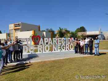Nilton Franco prestigiou o 32º aniversário de Aparecida do Rio Negro - Surgiu