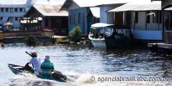 Nível do Rio Negro atingiu maior marca dos últimos 119 anos - Agência Brasil
