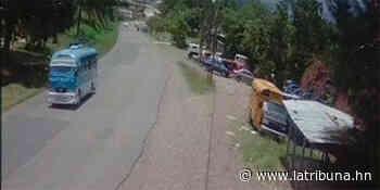Sistema de vigilancia instalan en el barrio Buena Vista - La Tribuna.hn