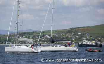 Largs RNLI River Clyde flotilla had Tunnocks twist - Largs and Millport Weekly News