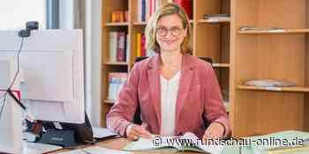 Rosen für das Amtsgericht: Claudia Krieger über die Arbeit der Justiz in der Pandemie - Kölnische Rundschau