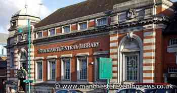 Stockport's Central Library to re-open - but long term use still to be decided - Manchester Evening News