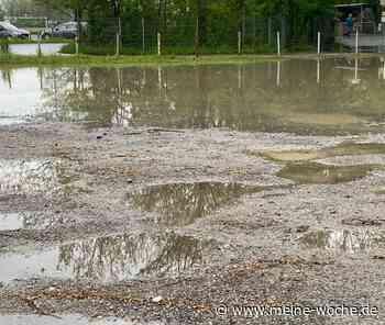 """Fraktion """"Für Willich"""" beanstandet den Zustand des Parkplatzes St. Bernhard - Meine Woche"""