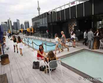 Estos son los patios más espectaculares que abren este viernes en Toronto - QPASA