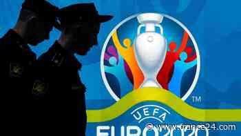 Saint Petersburg sees virus spike as Euro looms - FRANCE 24