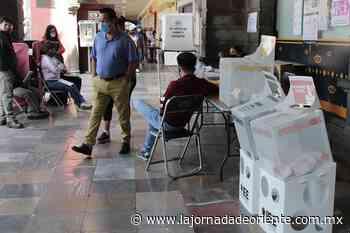 EL INSTITUTO ELECTORAL, EN LA PICOTA - Puebla - - La Jornada de Oriente