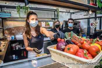 """Italiaans restaurant opent zaak in Mechelse Vleeshalle: """"We zijn creatief door corona"""""""
