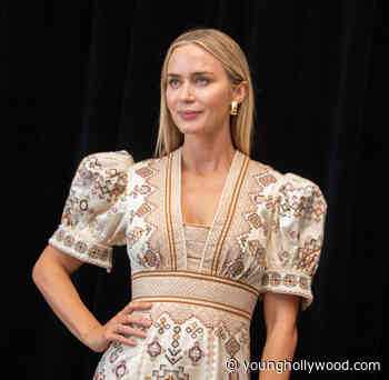 WOMEN WE LOVE: Emily Blunt - Young Hollywood