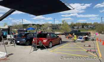 WHAT'S GOING ON HERE: McDonald's shoots commercial in Orangeville - Orangeville Banner