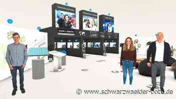 Virtuelle Welten - Künstliche Intelligenz bringt Schüler und Unternehmen zusammen - Schwarzwälder Bote