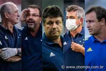 Cruzeiro demite um técnico a cada três meses e meio desde o rebaixamento - O Tempo