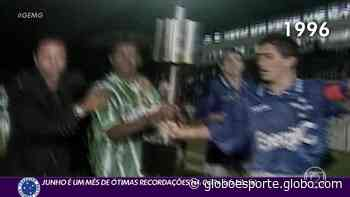Rômulo assume bolas paradas do Cruzeiro e se isola como garçom da equipe em 2021 - globoesporte.com