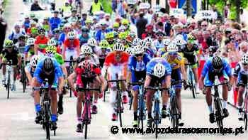 Grande prémio internacional de ciclismo com meta em S. João da Pesqueira - A Voz de Trás-os-Montes