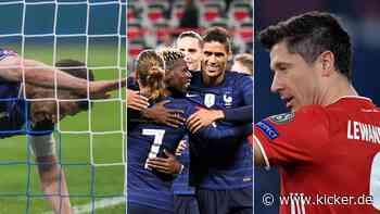 Urteil der Profis: Mustafi Absteiger, Frankreich Europameister, Lewandowski Bester