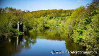 Herefordshire farm wants to prevent river Wye pollution