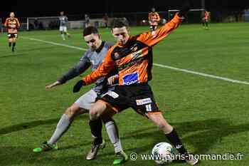 Football : Erwann Gergaud quitte Oissel pour un autre club de N3 - Paris-Normandie