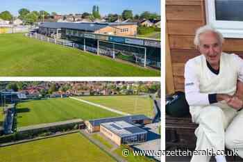 Pickering Cricket Club launches memorial fundraiser - Gazette & Herald