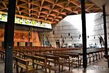 Visite guidée de l'église Saint-Marcel Église Saint-Marcel - Unidivers