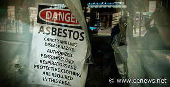 CHEMICALS: Landmark deal forces EPA to require asbestos reporting - E&E News