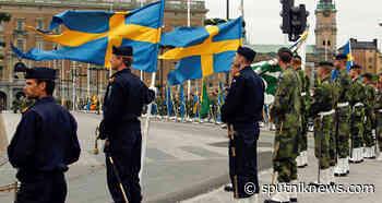 8 in 10 Swedes Support Deploying Military Against Gangland Crime - Sputnik International